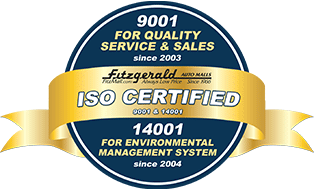 ISO Certified at FitzMall.com