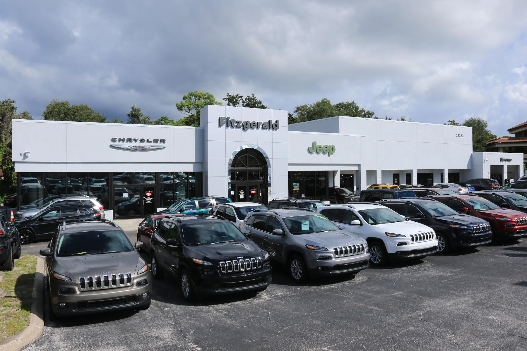 Fitzgerald Auto Mall Used Cars >> Fitzgerald Auto Malls Fitzgerald Chrysler Jeep Clearwater