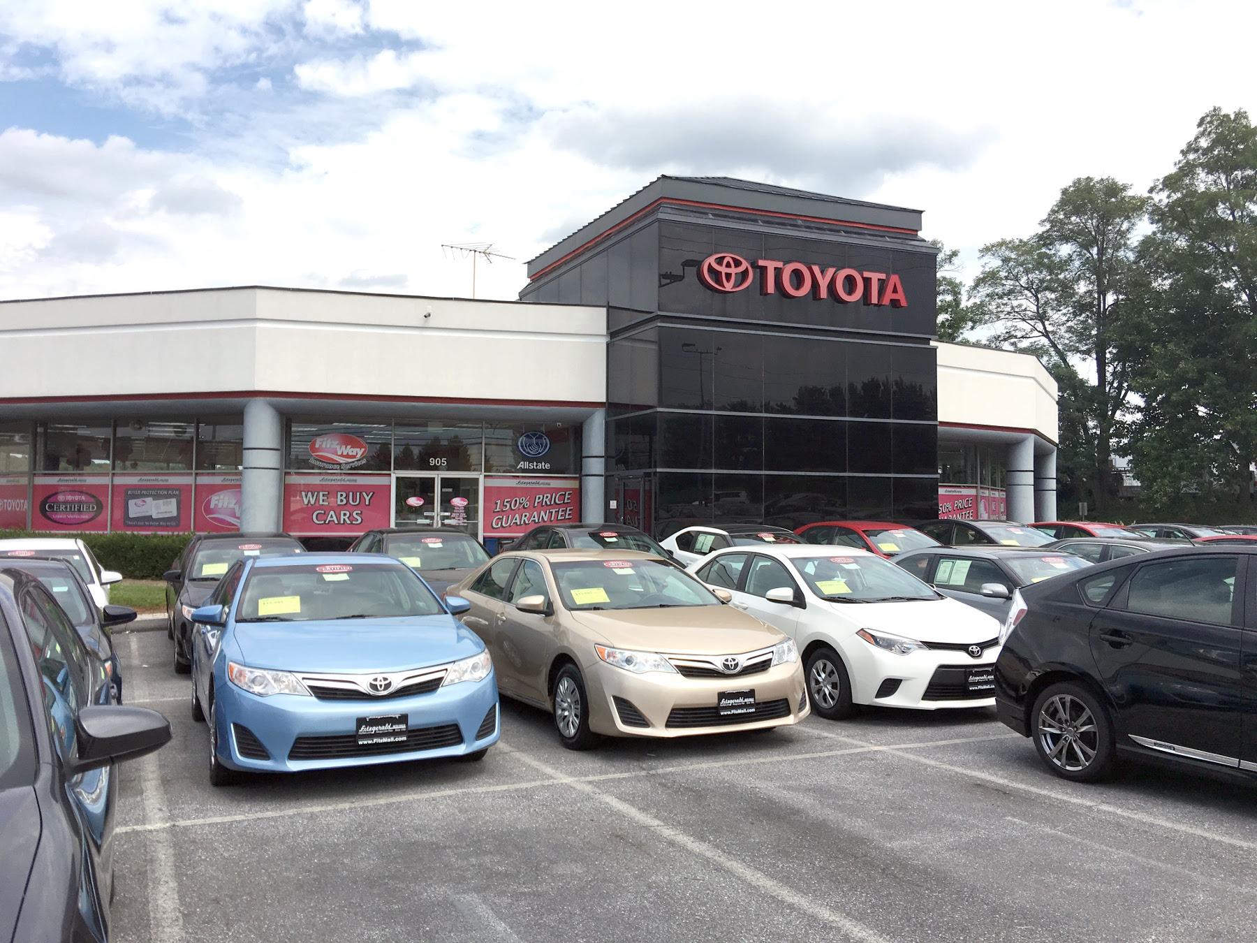 Fitzgerald Toyota Gaithersburg