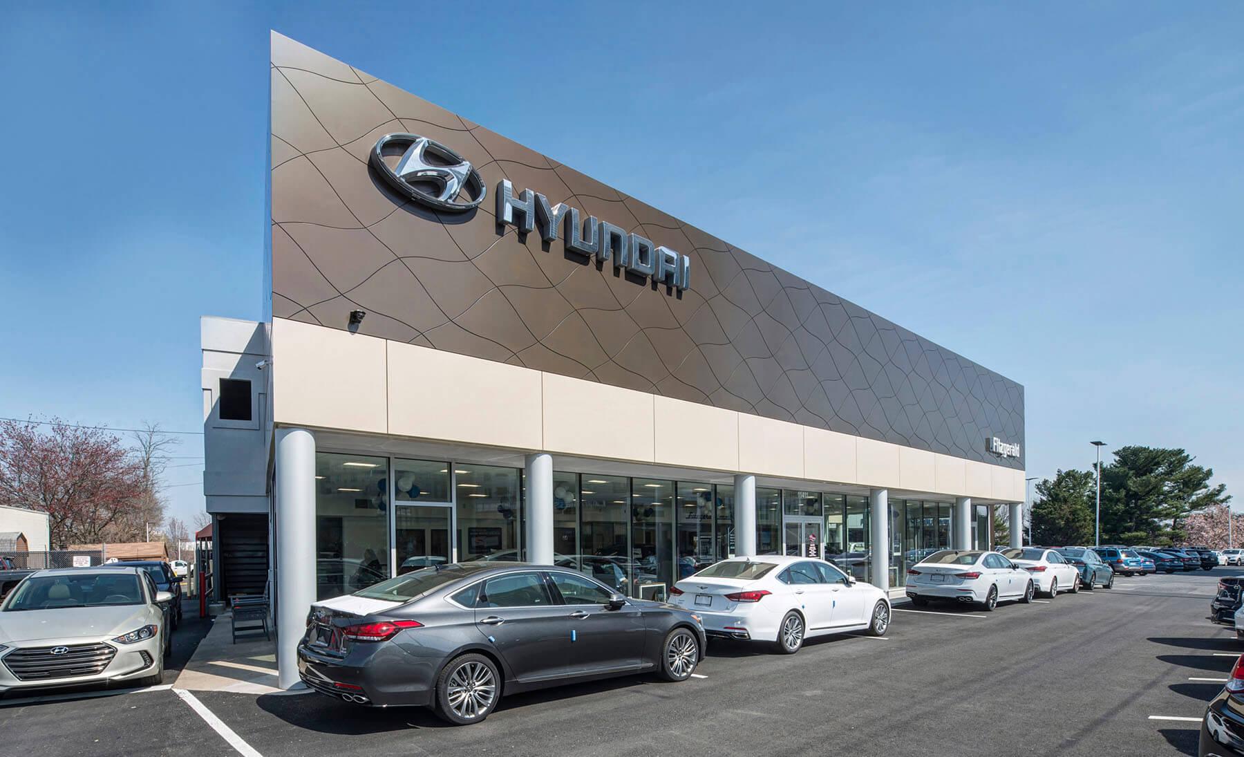 Fitzgerald Auto Mall Used Cars >> Fitzgerald Auto Malls Fitzgerald Hyundai Rockville