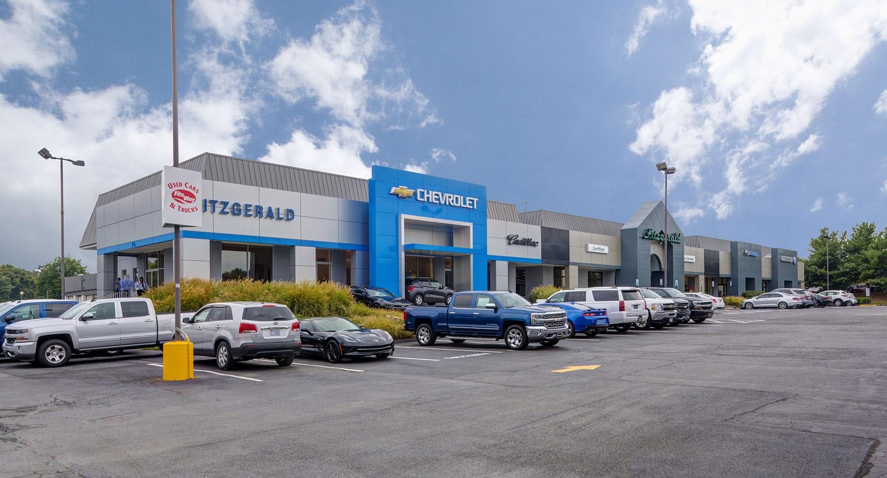 Fitzgerald Auto Mall Used Cars >> Fitzgerald Auto Malls Fitzgerald Chevrolet Frederick