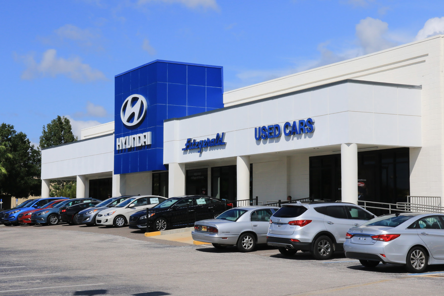 Fitzgerald Auto Mall Used Cars >> Fitzgerald Auto Malls Fitzgerald Hyundai Clearwater
