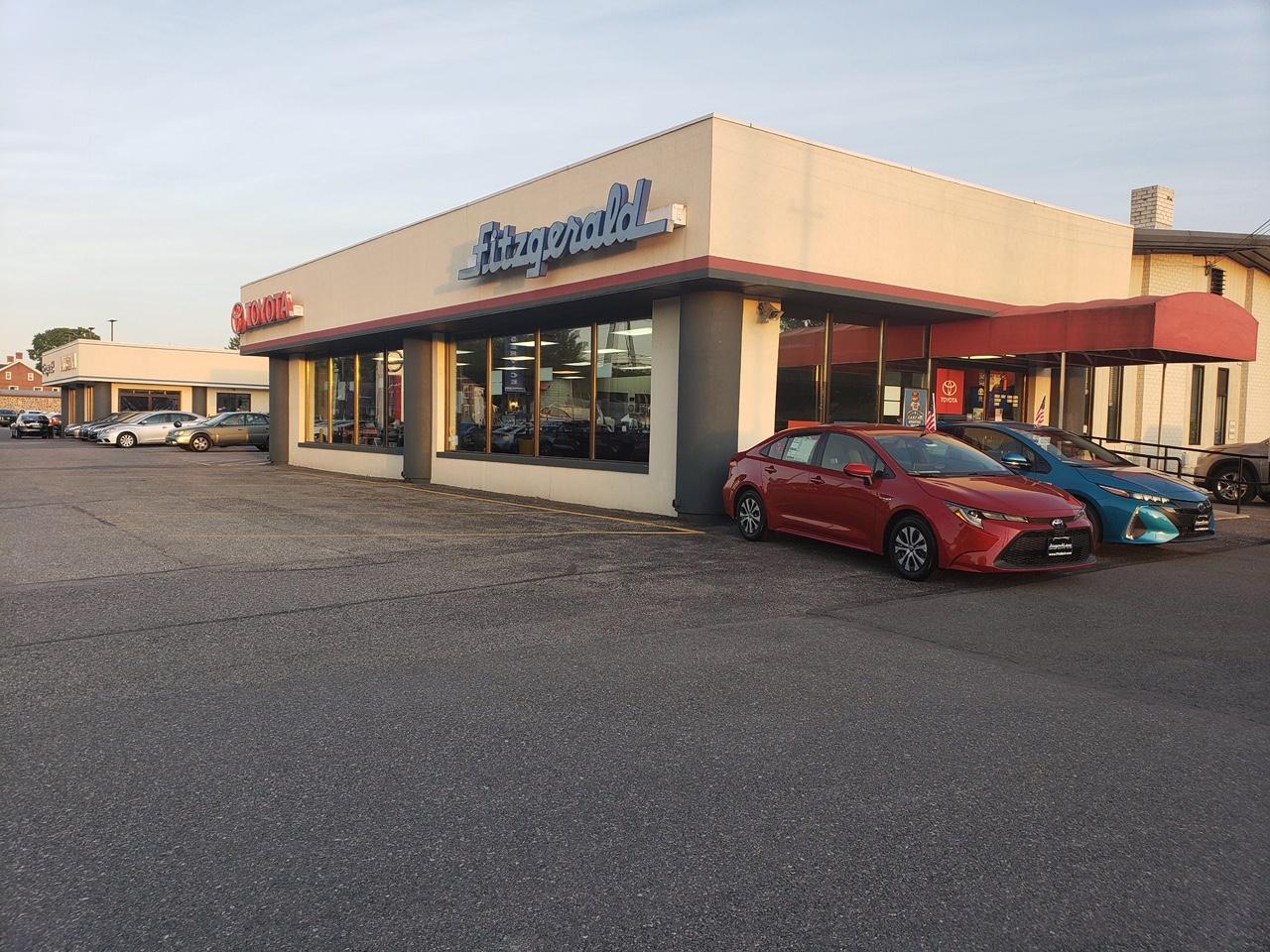 Fitzgerald Auto Mall Used Cars >> Fitzgerald Auto Malls Fitzgerald Toyota Nissan