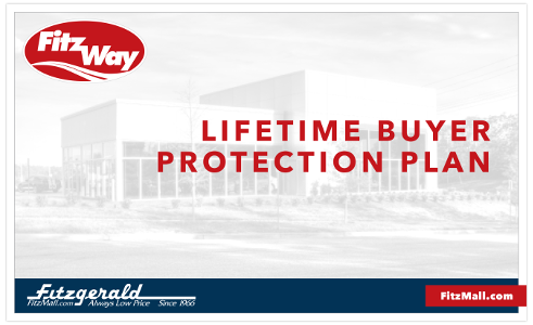 Lifetime Buyer Protection Plan